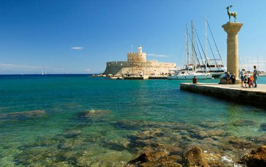 Почивка Остров Родос - Великден, 06-09 април, чартърна програма от София