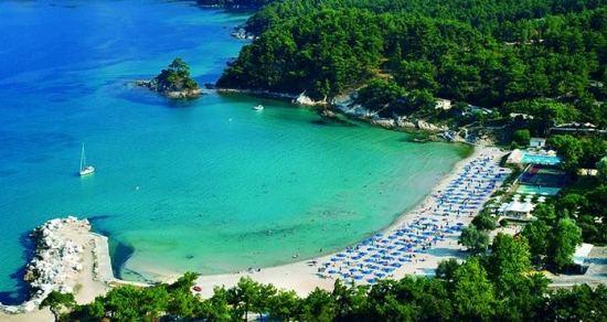 Почивка Остров Тасос Лято 2019, всяка събота от 25.05 до 14.09, автобусна програма от София. Супер промо цени!