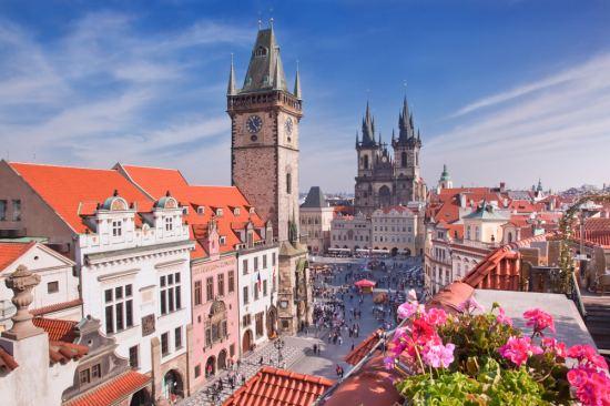 Почивка Великден в Прага, 17-21 април, самолетна екскурзия от София