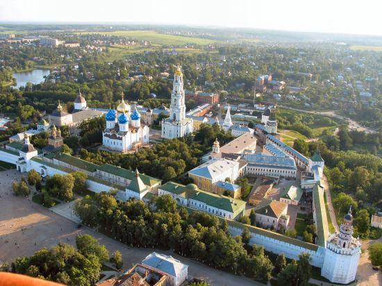 Почивка Москва и Золотое кольцо, 06-12 август, от София.
