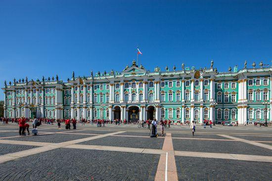 Почивка Величието на Русия - Москва и Санкт Петербург, 15-22 септември, от Бургас.