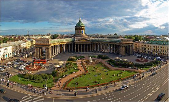 Почивка Величието на Русия - Москва и Санкт Петербург, Белите нощи, 16-23 юли, от София. 1 свободно място!