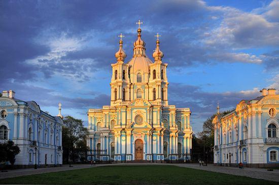 Почивка Величието на Русия - Санкт Петербург и Москва, 01-08 септември, от София.