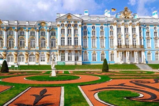 Почивка Величието на Русия - Москва и Санкт Петербург, Белите нощи, 25 май-01 юни, от София.