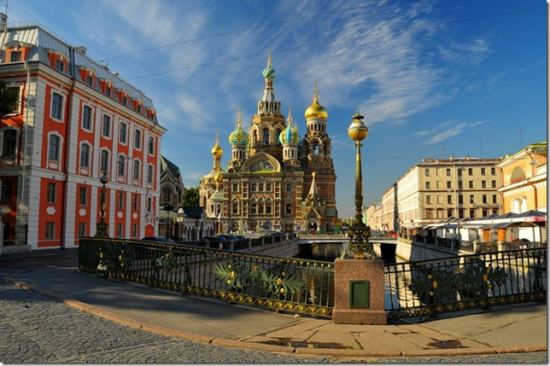 Почивка Величието на Русия - Москва и Санкт Петербург, Белите нощи, 03-10 юни, от София. Местата са изчерпани!