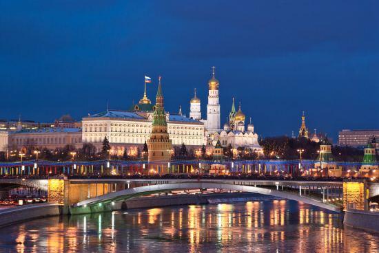 Почивка Величието на Русия - Москва и Санкт Петербург, 30 април - 07 май 2018, от София. Местата са изчерпани !!!