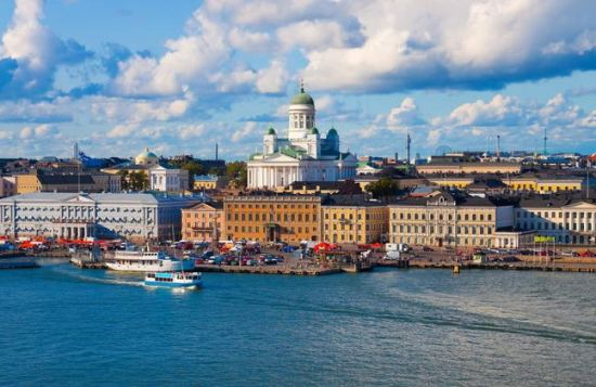 Почивка Санкт Петербург + Круиз Хелзинки - Стокхолм - Талин, 20-28 юли, от София.
