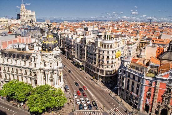 Почивка Трите кралства (от Мадрид), отпътуване: всеки вторник през 2018, със самолет