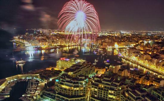 Почивка Нова година в Малта, 29.12 - 02.01, самолетна програма