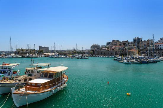 Почивка Остров Крит и Круиз гръцки острови. Дати: 08 и 15 септември, чартърна програма от София.