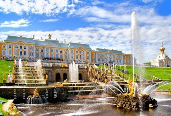 Почивка Величието на Русия - Санкт Петербург и Москва, Белите нощи, 06-13 юни, самолетна екскурзия от София