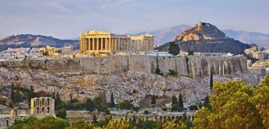Почивка Атина - Уикенд през Есента, от 01.09 до 02.11, самолетна програма