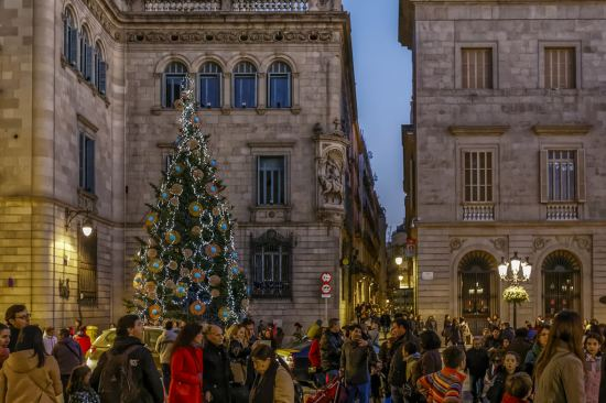 Почивка Коледа в Барселона, 22-26 декември, самолетна програма