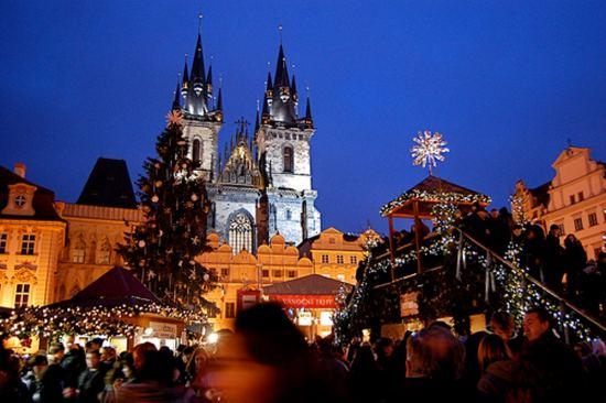 Почивка Коледа в Прага, 22-26 декември, самолетна програма. Местата са изчерпани!
