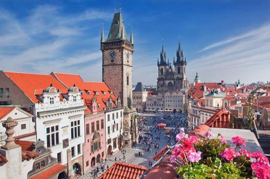 Почивка Майски празници в Прага, 30 април-3 май, самолетна екскурзия от София. Местата са изчерпани!