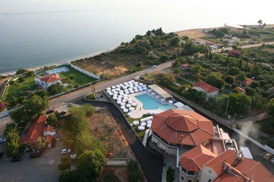 Почивка Хотели в Платанитис-Марония