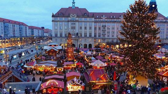 Почивка Коледните базари на Централна Европа (Дрезден-Лайпциг-Прага), 17-22 декември, самолетна програма