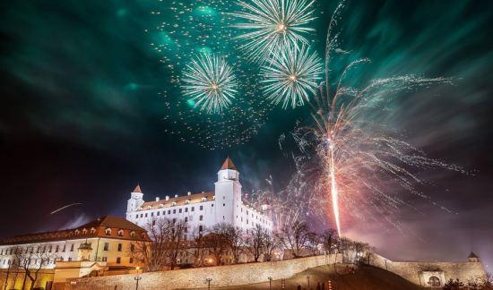 Почивка Нова година в Братислава, 29.12-01.01, самолетна програма
