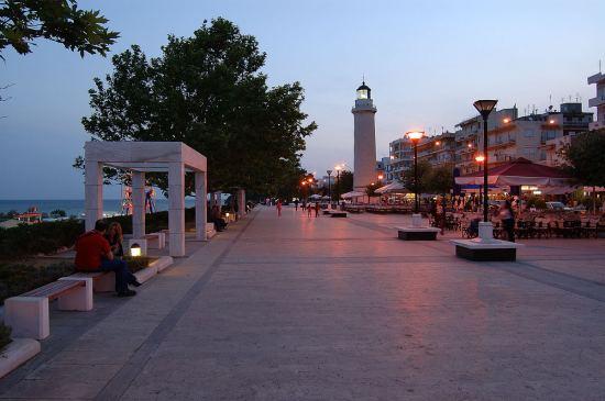 Почивка Нова година в Александруполи, пакетни оферти за 4 нощувки, със собствен транспорт