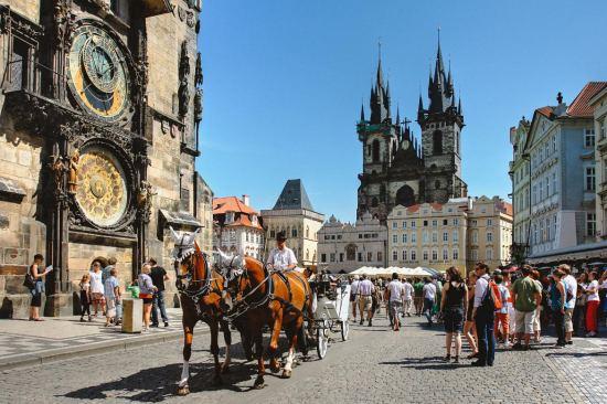 Почивка Уикенд в Прага с 3 нощувки, Дати: всеки четвъртък от 16.07 до 24.09